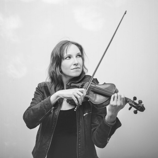 Eva Slongo Violoniste Sunny Side